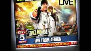 Download French Montana- Death Around The Corner MP3 song and Music Video