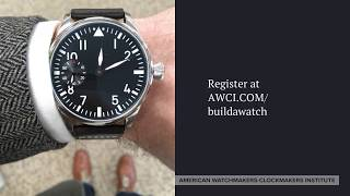 Build A Watch