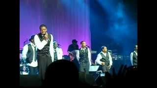 new edition bell bive devoe when will i see your smile again houston reliant arena