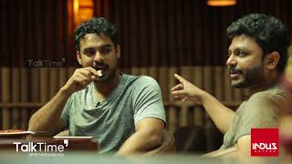 Tovino Thomas in Talk Time with Mathukutty