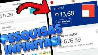 NOVO BUG DE PESQUISAS INFINITAS NO PREMISE | NOVO GOOGLE OPINION REWARDS - GANHE MUITO DINHEIRO!