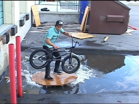 Thumbnail: Is This The Most Creative BMX Bike Rider On Earth?