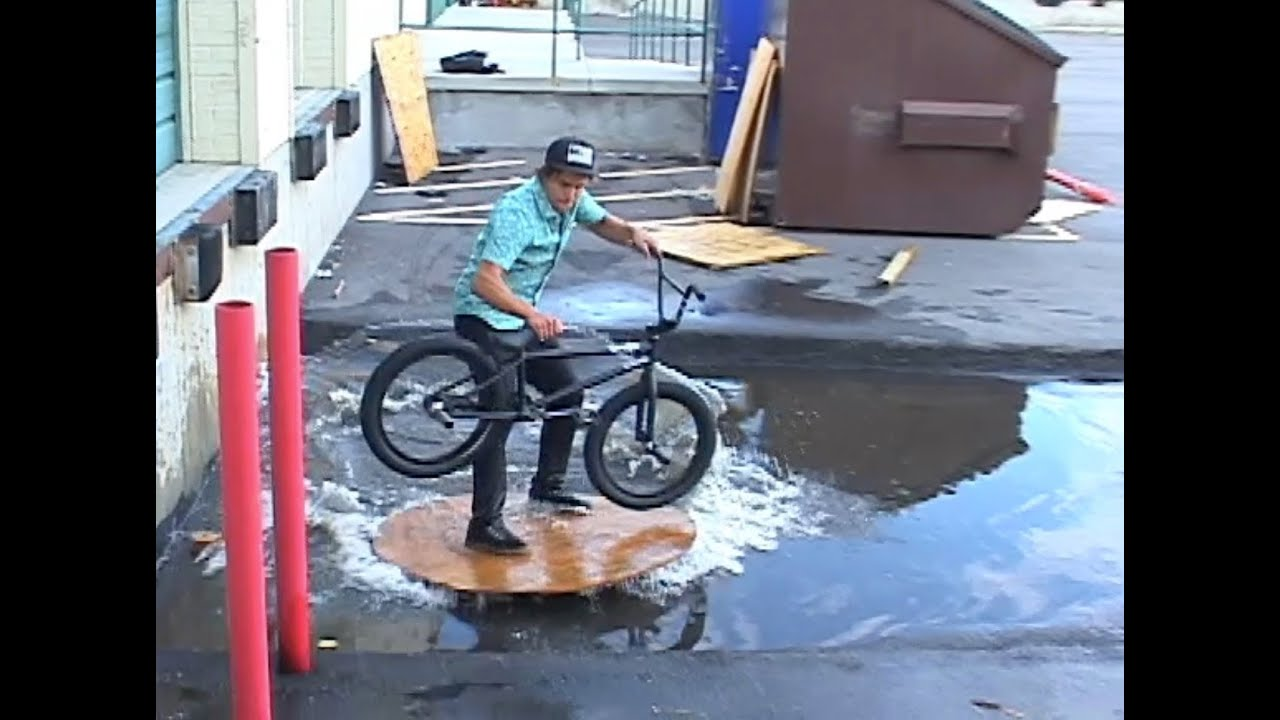 Is This The Most Creative Bmx Bike Rider On Earth Youtube