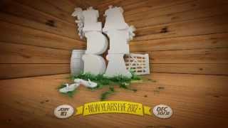 La De Da 2012 First Lineup Announcement (Juice TV)