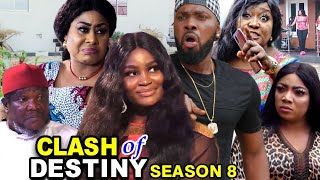 CLASH OF DESTINY SEASON 8 - (New Hit Movie) - Chizzy Alichi 2020 Latest Nigerian Nollywood Movie