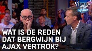 Wat is de reden dat Bergwijn bij Ajax vertrok? | VERONICA INSIDE