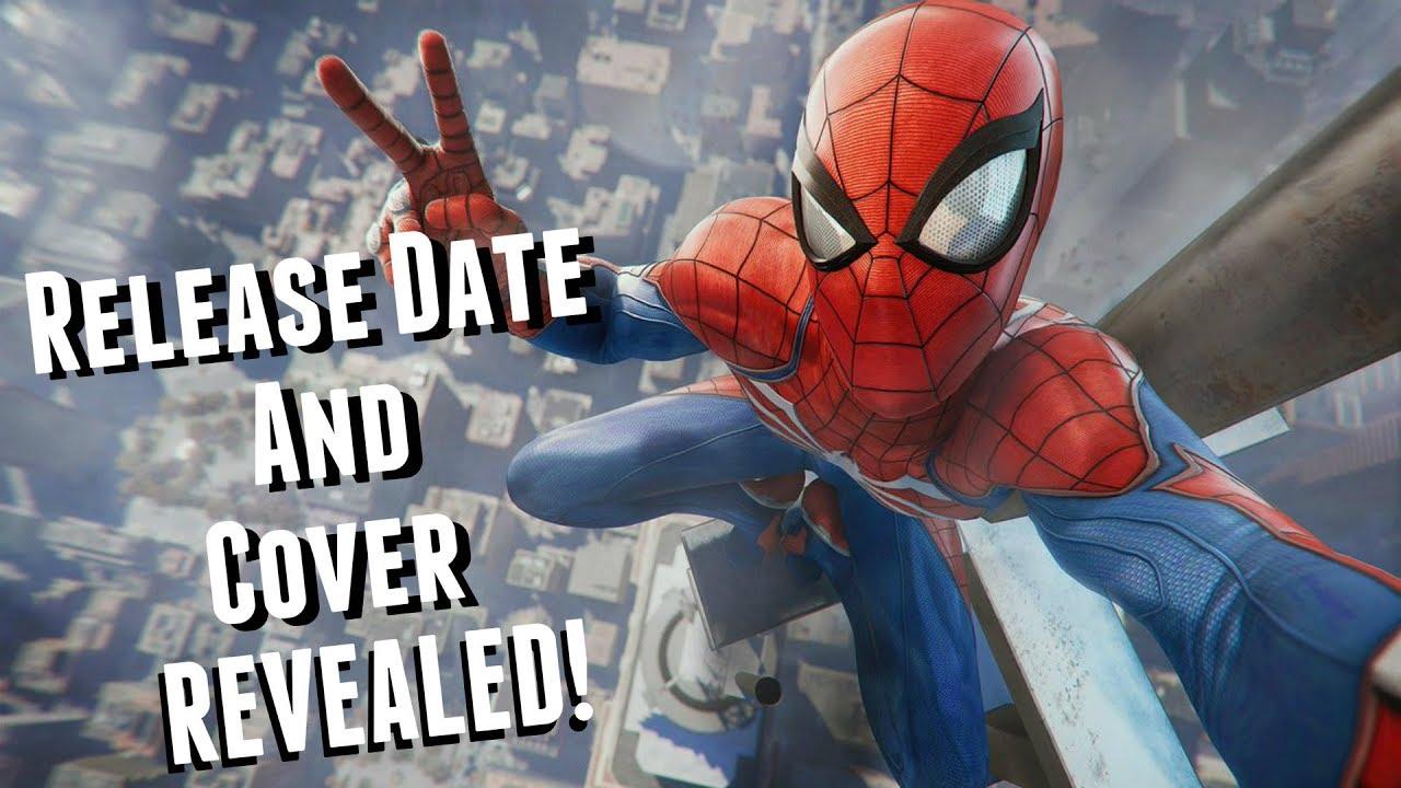 Ps4 spider man release date in Sydney