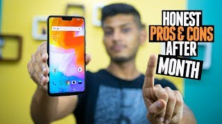 One Plus 6 Honest Review after 1 Month of Usage !