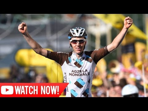 Romain Bardet - The Young Talent - Best Moments