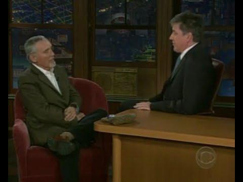 Late Late Show with Craig Ferguson 3/5/2008 Dennis Hopper, Yunjin Kim, Nicole Atkins