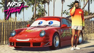 LES BOSS DE LA STREET (NEED FOR SPEED HEAT)