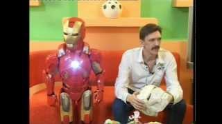 Про детский костюм Железного Человека и не только...(Я с сыном в рубрике