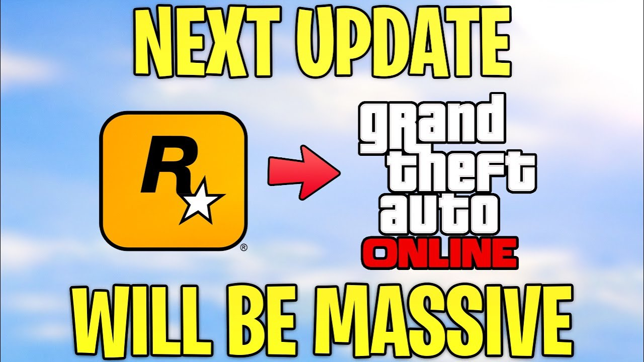 Rockstar Made a MAJOR CHANGE to GTA 5 Online Teasing How MASSIVE The Next Update Will Be