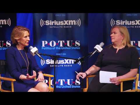 Carly Fiorina: No Problem with Warships Going to North Korean Region // SiriusXM POTUS