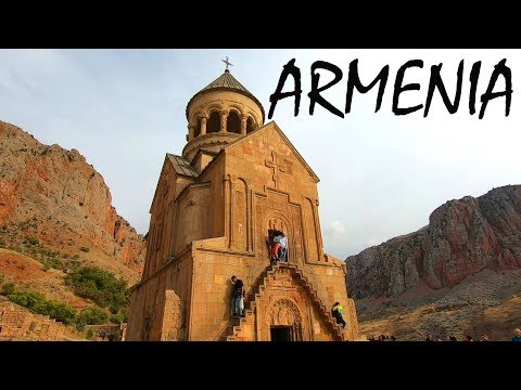 ARMENIA | A Fascinating Country You NEED To Visit