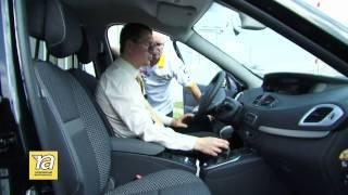 видео Renault Grand Scenic 3 - технические характеристики, фотографии и обзор. Технические характеристики renault grand scenic 3