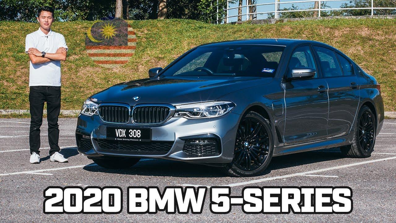 G30 BMW 5-Series 2020 年車型介紹 + 馬來西亞 CKD 本地組裝 530e M Sport 測試