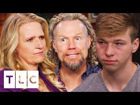 Kody's Son Has Complete Meltdown About Move To Flagstaff | Sister Wives
