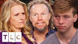 Kody's Son Has Complete Meltdown About Move To Flagstaff   Sister Wives