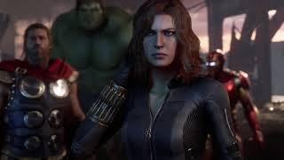 《Marvel's Avengers》漫威復仇者联盟:测试版 中文介绍影片