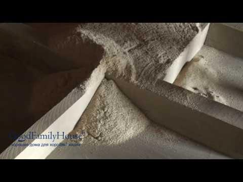 Потолок без пароизоляции + утепление ОПИЛКАМИ ✅ детали поэтапного выполнения