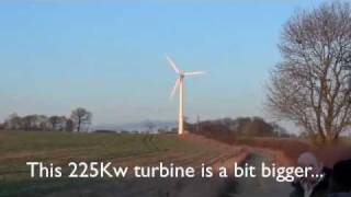 Hockerton Community Wind Turbine