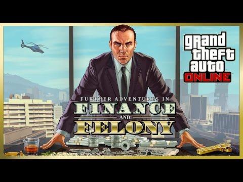 Gta V:Finance And Felony All Ceo Missions Dlc