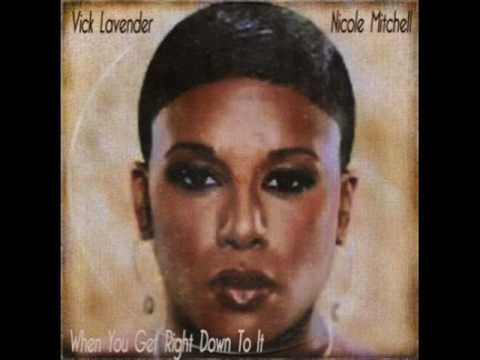 Vick Lavender feat. Nicole Mitchell - Get Right Down To It (Dolls Combers Soul Main Mix)