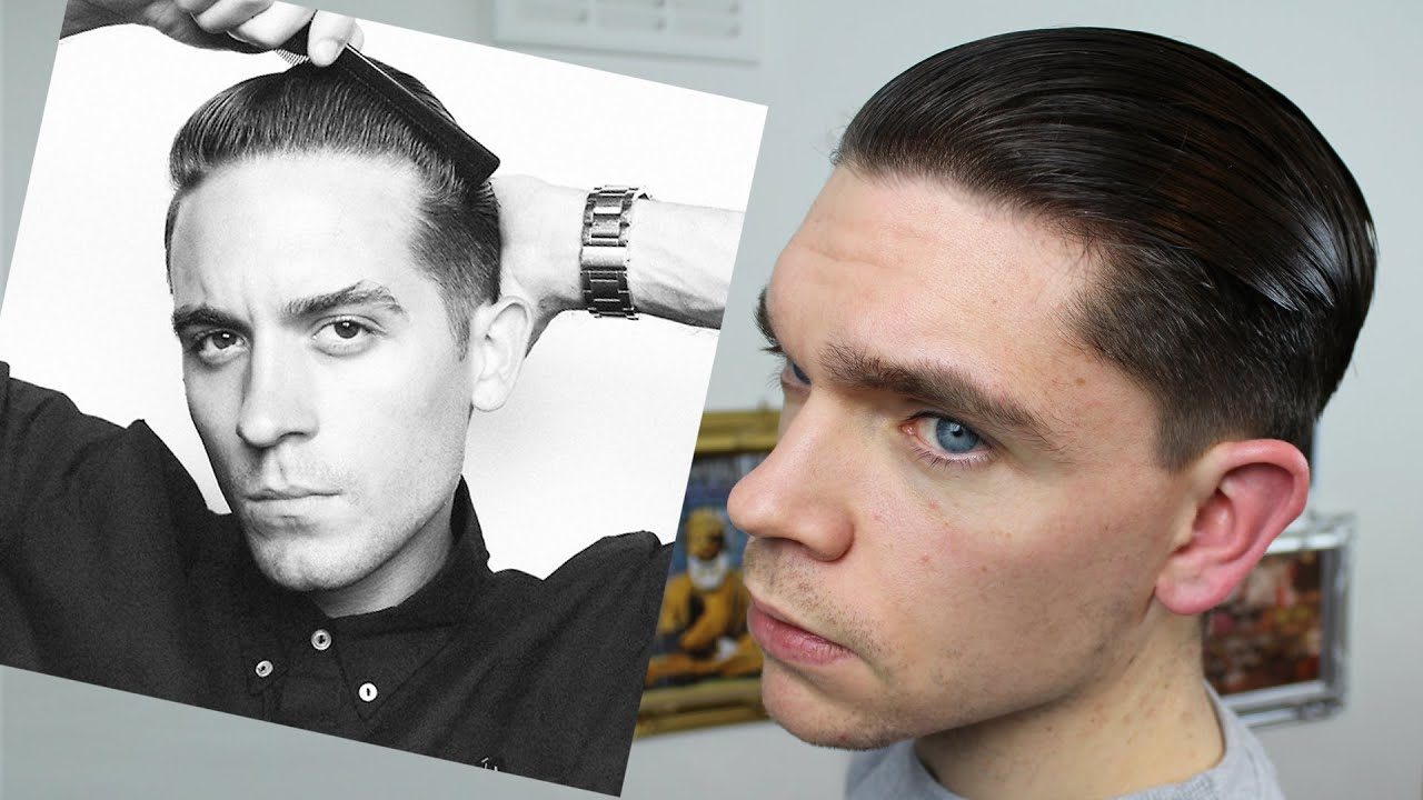 G-Eazy Hairstyle   How To - YouTube