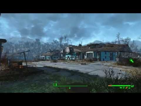 Fallout 4 - M.D. Wolfe's Shipping Services