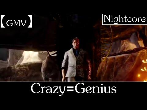 【GMV】Crazy=Genius - Joker,Harley,Bane,Two-face&Penguin