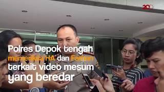 HA dan Pacarnya Bantah 3 dari 4 Video Mesum yang Beredar