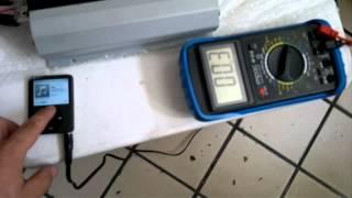 SD1500 teste em 1 ohm