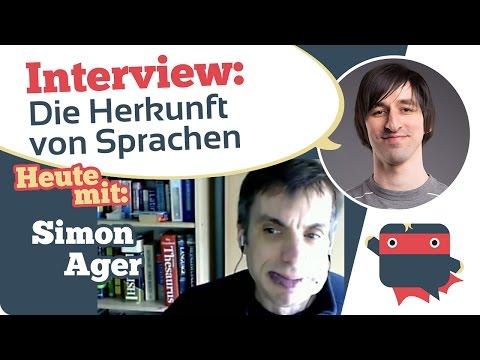 Interview mit Sprachexperte und Schriftenexperte Simon Ager von Omniglot