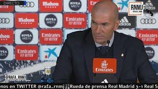 Download Rueda de prensa de ZIDANE post Real Madrid 3-1 Real Sociedad (23/11/2019) Mp3 and Videos