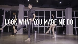 Quang Đăng Choreography | LOOK WHAT YOU MADE ME DO - Taylor Swift