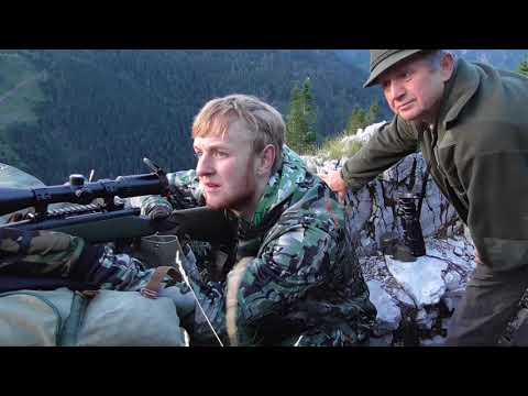 WILD Jaeger Slovenia Chamois Hunt (Gamsjagd), Season 4, Lucas Mills