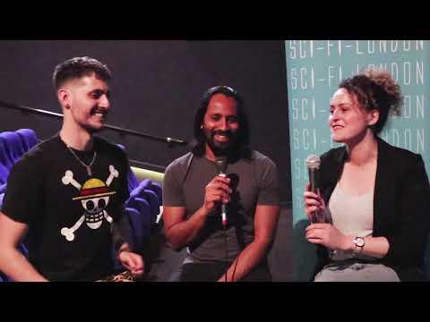 "Sci Fi London 2019 -  ""Zoo-Head"" interview with Navin Dev and Daniel Ahmadi"