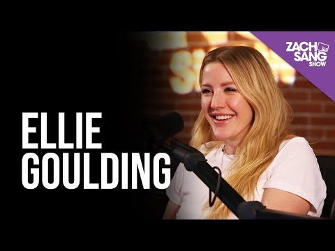 Ellie Goulding Talks Close To Me Diplo & Calvin Harris