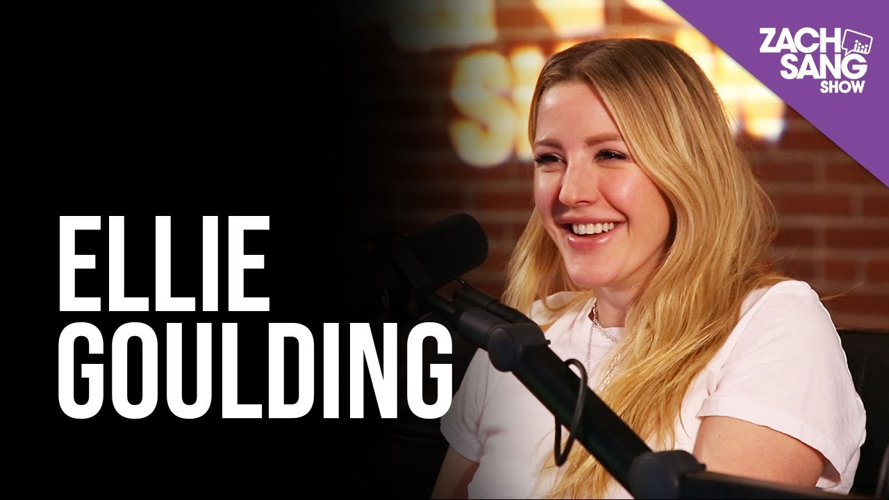 Ellie Goulding Talks Close To Me, Diplo & Calvin Harris