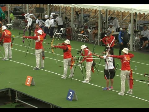 Chinese Athletes Busy Preparing for Rio Olympics