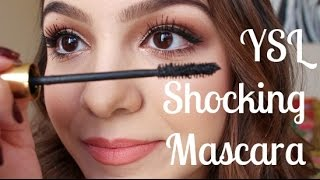 YSL Shocking Mascara Review Thumbnail