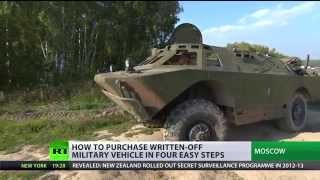 Sweet Ride: 4 easy steps to buy your very own APC
