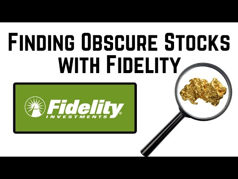 finding-obscure-stocks-on-fidelity