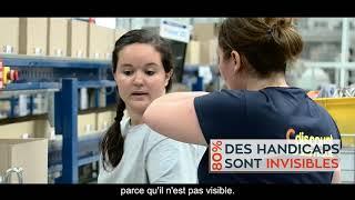 OUVREZLOEIL TV / Politique handicap chez CDiscount