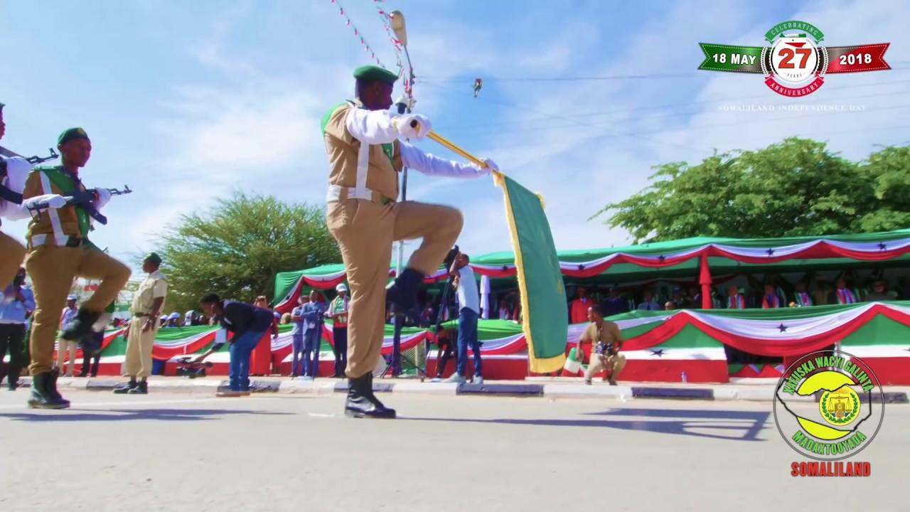 Xuska Sanad Guurada 27 aad ee 18 MAY, 2018 iyo Sidii loga xusay Somaliland