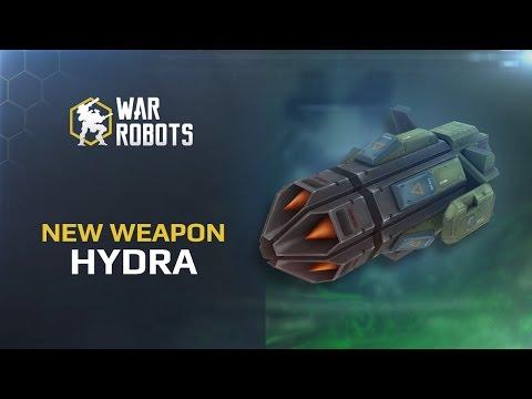 Teaser: medium weapon SMS Hydra