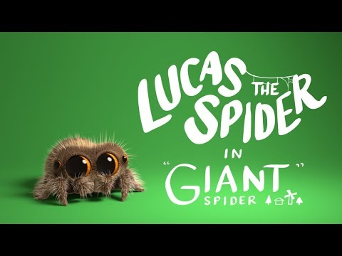 download Lucas the Spider - Giant Spider