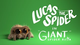 �������� ���� Lucas the Spider - Giant Spider ������