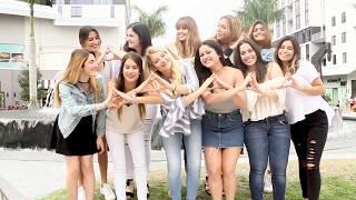 FIU Phi Sigma Sigma 2017 Recruitment Promo